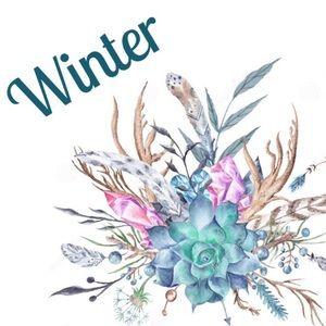 WARM WINTER CLOTHING!